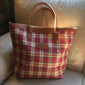 LONGERBERGER Tote Bag Unused